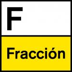 Logo Fracción